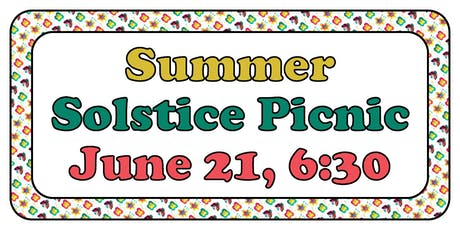 Summer Solstice Picnic  tickets