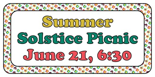 Summer Solstice Picnic