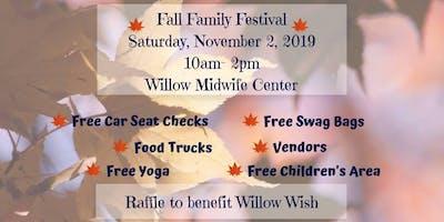 Fall Family Festival Fundraiser
