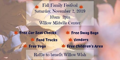 Fall Family Festival Fundraiser tickets