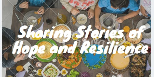 Celebrating Refugee Week 2019 - Sharing Stories of Hope and Resilience