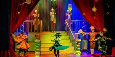 Desconto! A Bela e a Fera no Teatro J. Safra