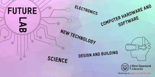 Future Lab - Warragul Library