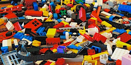Lego @ Longford Library tickets