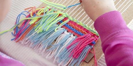 Kids Weaving Workshop tickets