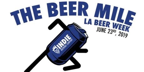 The Indie Brewing / LA Craft Runners Beer Mile tickets
