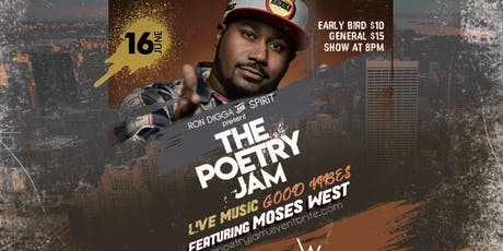 The Poetry Jam tickets