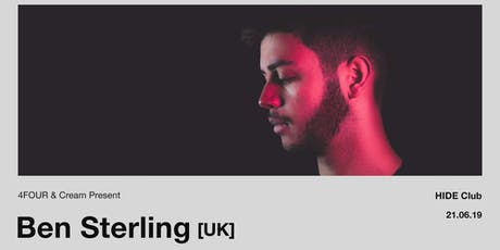 Ben Sterling [UK] tickets
