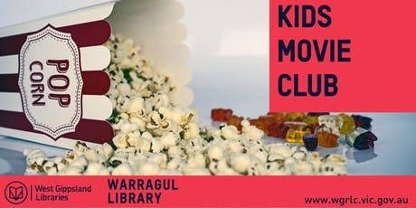 Kids Free Movie Screening @ Warragul Library  tickets
