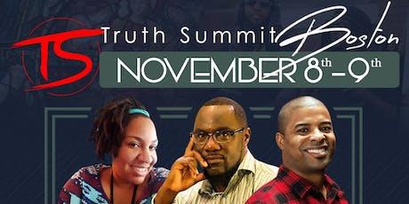 The Truth Summit - Boston 2019 tickets
