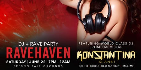 Rave Haven tickets