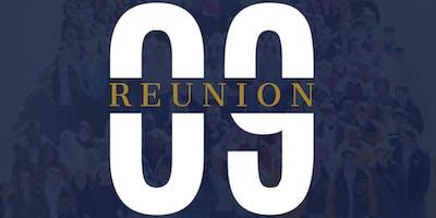 Covington High School '09 Reunion