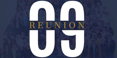 Covington High School '09 Reunion tickets