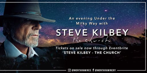 Steve Kilbey- The Church