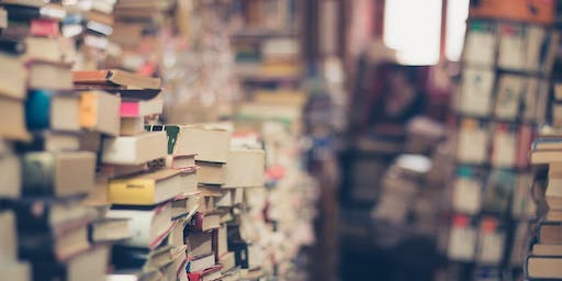 Book Chat for June (South American Authors) @ Kingston Library