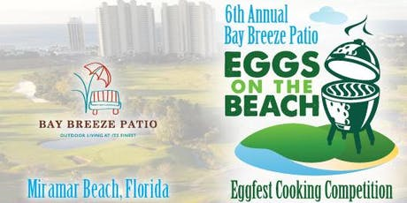2019 Eggs on the Beach EggFest Taster tickets