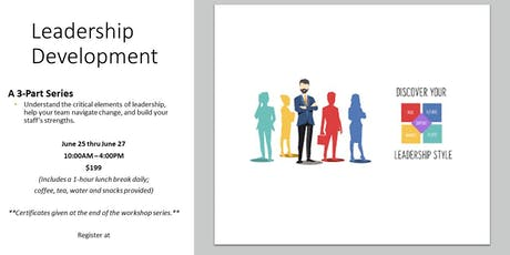 Leadership Development Training tickets