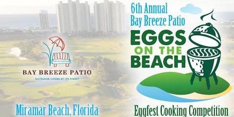 2019 Eggs on the Beach EggFest Taster (Child) tickets