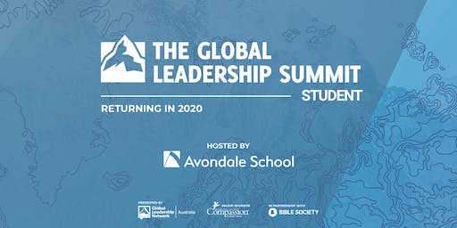 Global Leadership Summit 2020 for Students