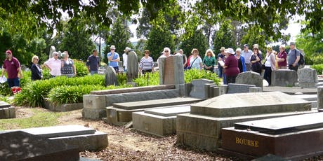 Cemeteries: bringing history to life tickets