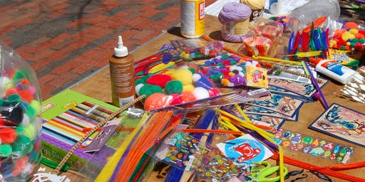 School Holiday Program: Crafty Corner - Stroud