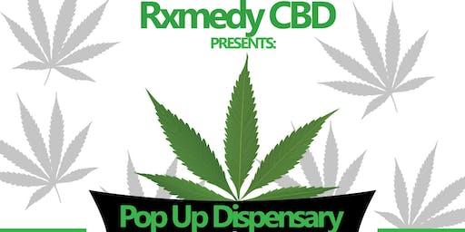 Rxmedy CBD Pop Up Dispensary & Art Exhibit