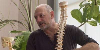 Leslie Kaminoff Down Under 2020 Tour PERTH 14-16 Feb 2020 (co-author of Yoga Anatomy)