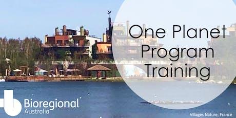 One Planet Program Training - Perth tickets