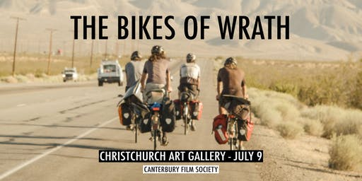 Canterbury Film Society Presents 'The Bikes of Wrath' Documentary