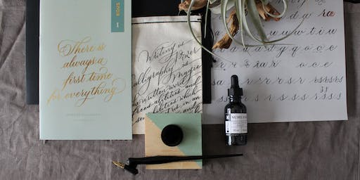 Copperplate Calligraphy Workshop - 6hrs