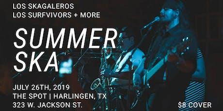 Summer Ska! tickets