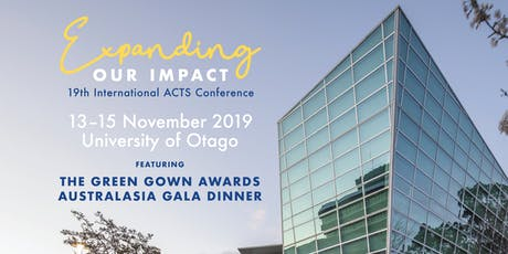 2019 International ACTS Conference  tickets