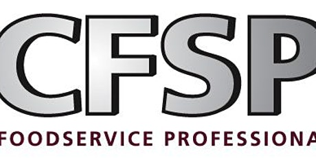 SOLD OUT - Melbourne course 2020: Certified Food Service Professional (CFSP) - Updated professional qualification dedicated to the foodservice industry tickets