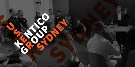 Kentico User Group - Sydney - 20 June 2019 tickets