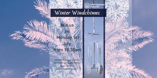 Winter Windchime Making @ Warragul Library