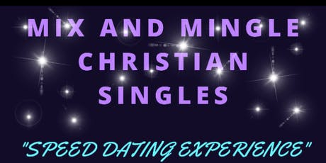 Christian Singles Speed Dating tickets
