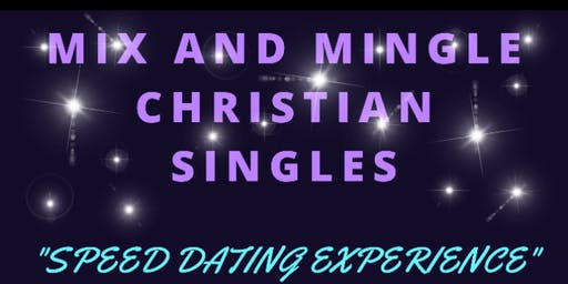 Christian Singles Speed Dating