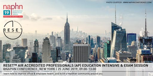 RESET AP Exam & Practicum Session @NAPHN New York
