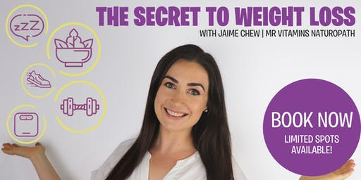 Secrets to Weight Loss by Jaime Chew