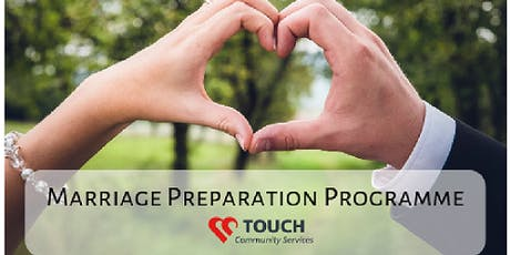 Marriage Preparation Programme (MPP) Aug-Sep - Ang Mo Kio Class 8B2 tickets