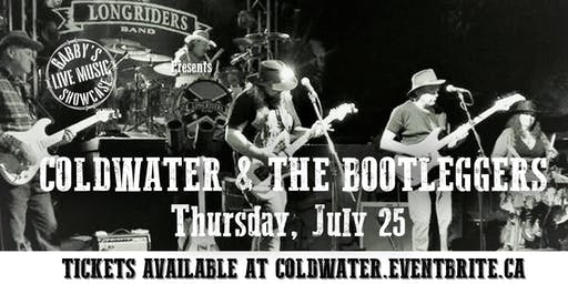 Coldwater & The Bootleggers - Gabby's Live Music Showcase