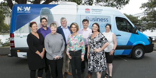 Business Bus - Ulladulla