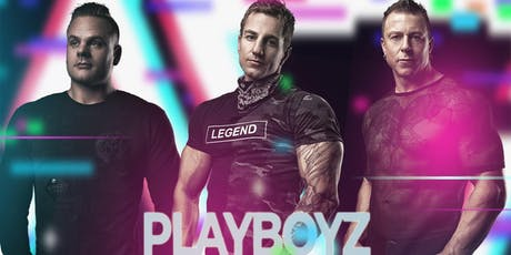 Courtenay Party Night F/Playboyz - Explosion Tour  tickets