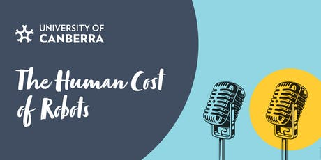 UnCover Event: The Human Cost of Robots  tickets