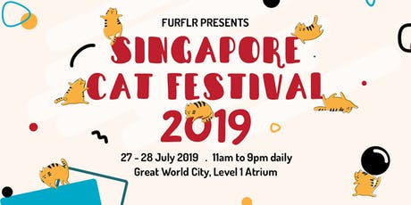 Singapore Cat Festival 2019 tickets