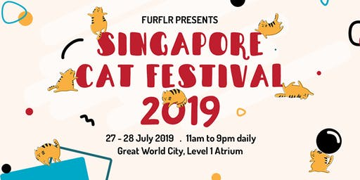 Singapore Cat Festival 2019