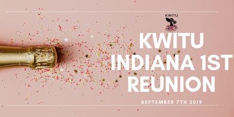 KWITU Indiana 1st Reunion tickets