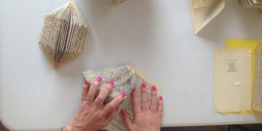 Book Folding Workshop (adults)