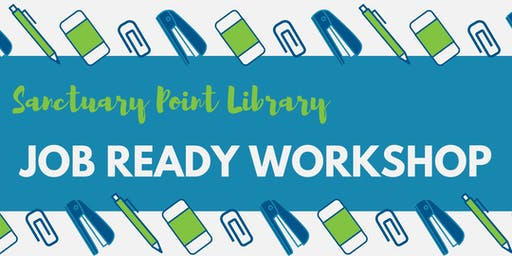 Job Ready Workshop - Sanctuary Point Library