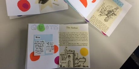 Children's Roald Dahl Bookmaking Workshop tickets
